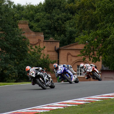 British Superbikes at Oulton Park 20th July 2008
