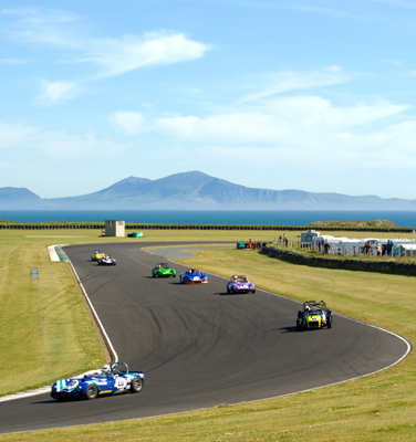 750 Motor Club National Championship AB Performance RGB at Anglesey.