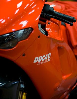 The Ducati Desmosedici RR Unveiled