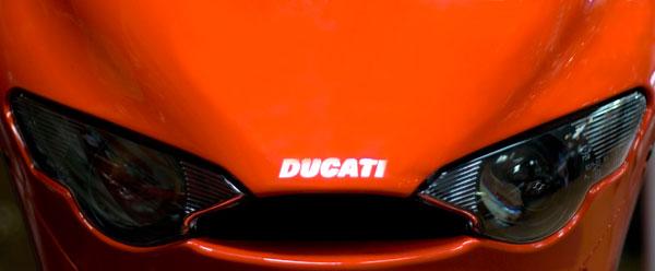 The Ducati Desmosedici RR