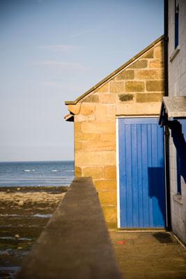 The Blue Door - Robin Hood Bay, North Yorkshire