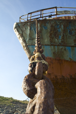Chained to the Rust