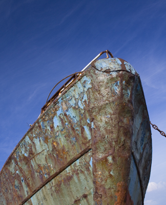 Rust in the Blue